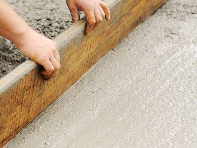 Lehčený beton polystyren