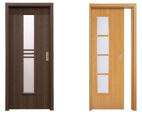 Zašupovací dveře do koupelny
