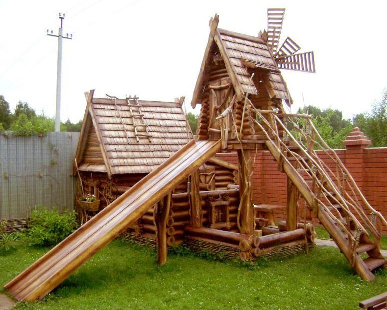 Чертеж детского домика из дерева своими руками фото 353
