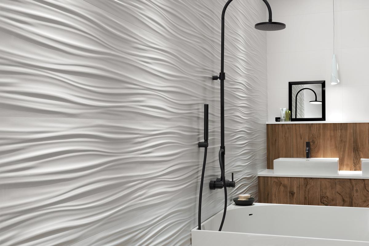 3d obklady design a funk nost v jednom esk - Rivestimento decorativo pareti ...