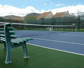 Foto: FORWARD TENIS, povrch Sport Court - PowerGame