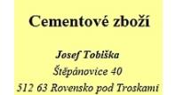 Cementové zboží Tobiška