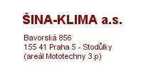 ŠINA-KLIMA, a.s.