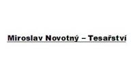 Miroslav Novotný - Tesařství