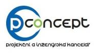P-Concept,  projekční a inženýrská kancelář