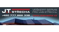 J. T. STŘECHA s.r.o. - kompletní realizace střech