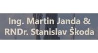 Ing. Martin Janda & RNDr. Stanislav Škoda